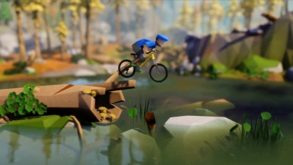 Lonely Mountains: Downhill - Launch Trailer