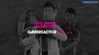 Two Point Hospital - Replay del Livestream en consola