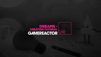 Dreams - Tutorial de Creación (primera parte)