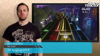 Los mejores juegos de agosto 2012