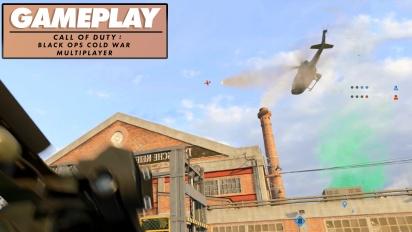 Call of Duty: Black Ops Cold War - Montaje Multijugador