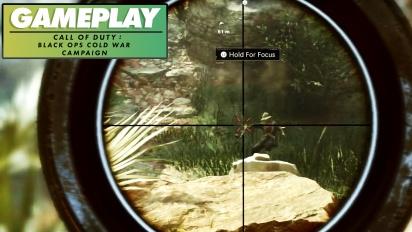 Call of Duty: Black Ops Cold War - Montaje de la Campaña