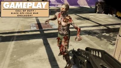 Call of Duty: Black Ops Cold War - Montaje del modo Zombies Aniquilación