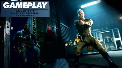 Call of Duty: Black Ops Cold War - Montaje de la Campaña #2