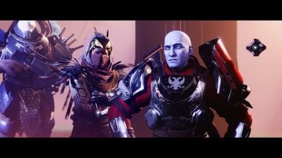 Destiny 2: Más allá de la Luz - Tráiler de la Temporada de los Elegidos #16