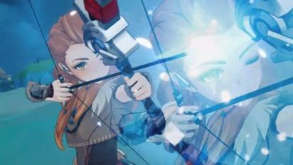 Genshin Impact - Aloy Character Teaser