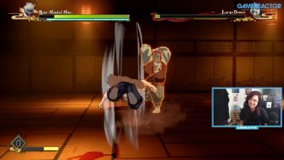 Demon Slayer: Kimetsu no Yaiba - The Hinokami - Seguimos mejorando como cazadores de demonios