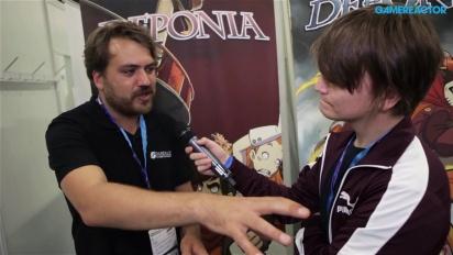 GC 13: Goodbye Deponia - entrevista a Poki