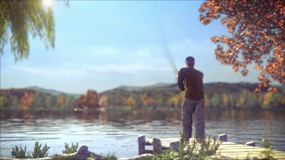 Dovetail Games Fishing - Announcement Trailer
