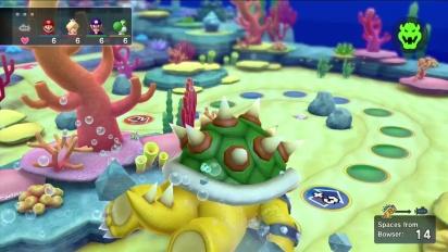 Mario Party 10 - Amiibo Trailer