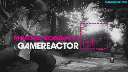Mortal Kombat X - Livestream Replay
