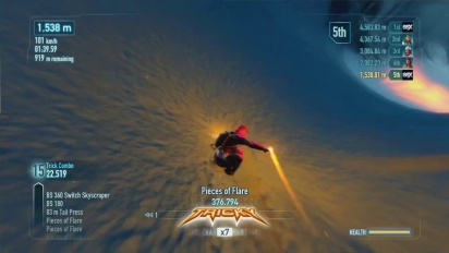 SSX - Tips & Tricks: Survive It