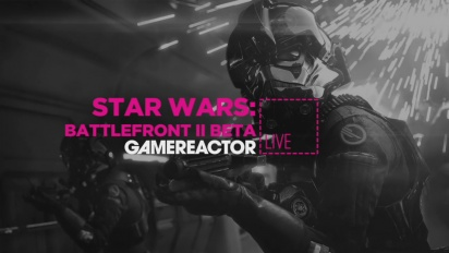 Star Wars Battlefront II Beta - Replay del Livestream
