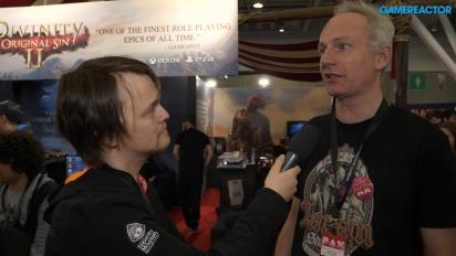 Divinity: Original Sin II - Entrevista a Swen Vincke