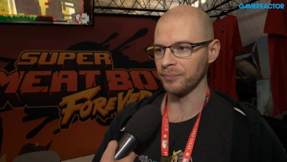 Super Meat Boy - Entrevista a Tommy Refenes