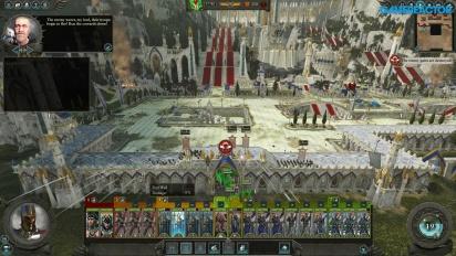 Total War: Warhammer II - Gameplay con Alarielle la Reina Eterna
