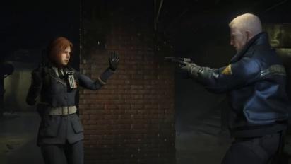 Left  Alive - The Survivors Trailer