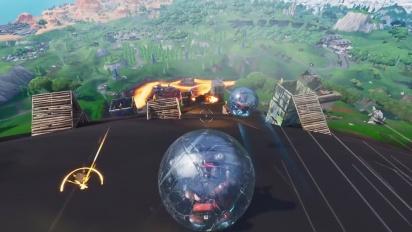 Fortnite - The Baller Teaser