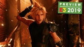 Final Fantasy VII: Remake - Preview en vídeo