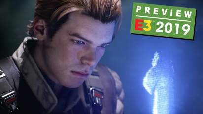 Star Wars Jedi: Fallen Order - Preview en vídeo
