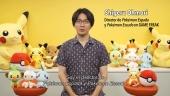 Pokémon Espada y Pokémon Escudo - Mensaje de Shigeru Ohmori