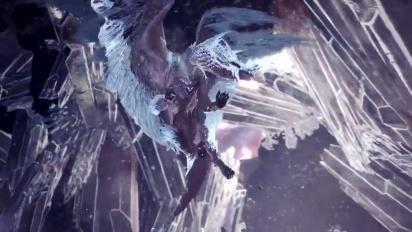 Monster Hunter World: Iceborne - Gamescom 2019 Trailer