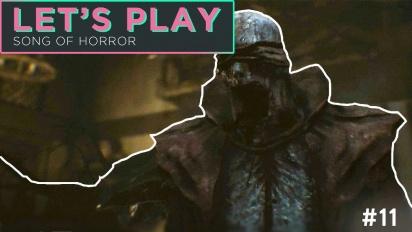 Let's Play Song of Horror - Parte 11 - Más del Episodio 4
