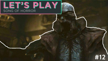 Let's Play Song of Horror - Parte 12 - Final del Episodio 4