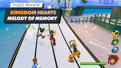 The Kingdom Hearts: Melody of Memory - Review en Vídeo