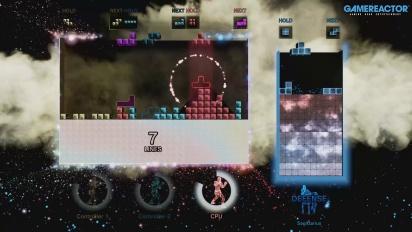 Tetris Effect: Connected - Gameplay multijugador 4K60 en Xbox Series X