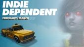 Indie Dependent - Febrero y Marzo de 2021