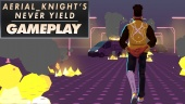 Aerial_Knight's Never Yield - Gameplay