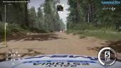 WRC 10 - Rally de Estonia - Gameplay a 1440p