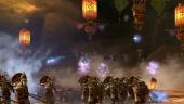 Total War: Warhammer III - Grand Cathay vs Tzeentch Great Bastion Battle