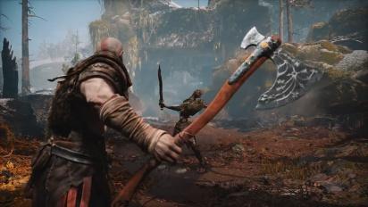 God of War PC - Tráiler de anuncio