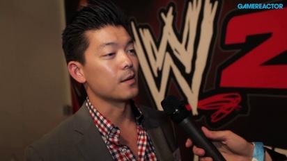 GC13: WWE 2K14 - entrevista
