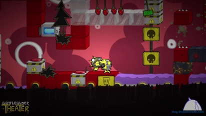 BattleBlock Theater - The Behemoth Monster Playlists