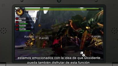 Monster Hunter 4 Ultimate - Mensaje de Ryozo (español)