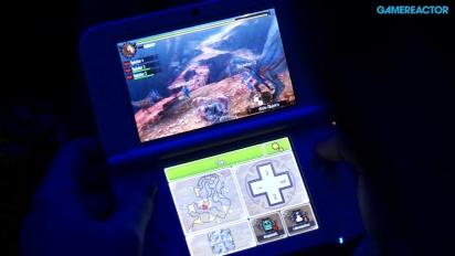 Monster Hunter 4 Ultimate - Vídeo avance