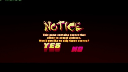 Hotline Miami 2: Wrong Number  - Opening Scene Options