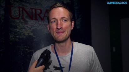 Unravel - Entrevista a Martin Sahlin
