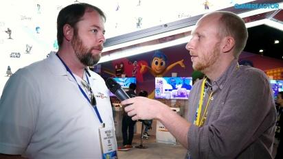 Disney Infinity 3.0 - Entrevista a Mathew Solie