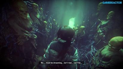 Rise of the Tomb Raider - Gameplay primeros 30 minutos de Baba Yaga: El Templo de la Bruja