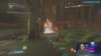 Doom Beta abierta - Repetición del livestream