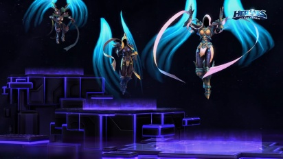 Heroes of the Storm - In Development (Auriel, Gul'dan and more)