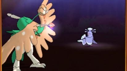 Pokémon Sol y Luna - Movimiento Z de los starters evolucionados
