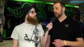 Razer - Entrevista a Thomas Nielsen en Copenhagen Games 2018