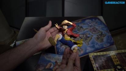 One Piece: World Seeker - Unboxing de la edición especial Pirate King