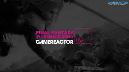 Final Fantasy VII: Remake - Replay del Livestream de la Demo