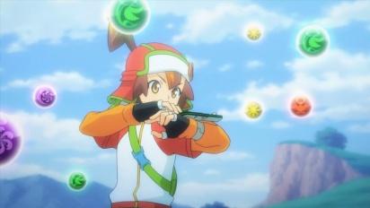 Puzzle & Dragons Z + Puzzle & Dragons: Super Mario Bros. Edition - Tráiler español